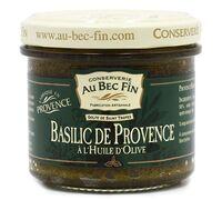 Basilic à l'Huile d'Olive Vierge Extra