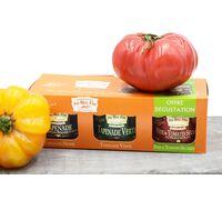 Coffret Dégustation (Tapenade noire + Tapenade verte + Pâte de Tomates Séchées)