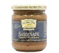Sardinade préparation à base de sardines à l'huile