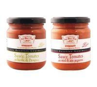 DUO sauces tomates