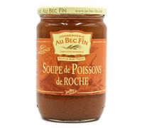 Soupe de Poissons de Roche