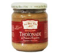 Thoïonade au Piment d'Espelette préparation à base de thon