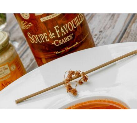Soupe de Favouilles (Crabes)