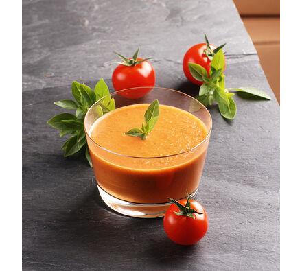 Gaspacho aux légumes