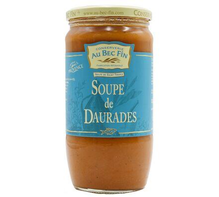 Soupe de Daurades