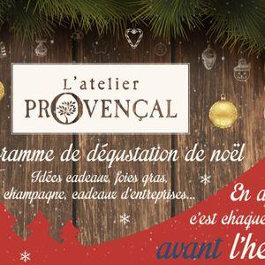 Noël à l'Atelier Provençal