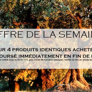 Offre de la semaine sur nos spécialités Provençales !